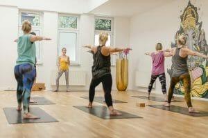 Anmeldung Studio Platz | Yogato | Yoga Neuss